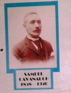 Samuel-Cavanaugh