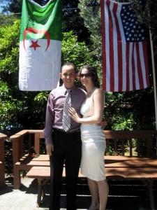 Wedding of Mehdi and Rachel
