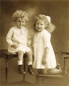 Geoffrey Howarth &  Winifred Mary Gould