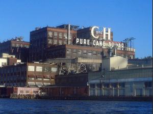 CH Sugar Company, Crockett, CA