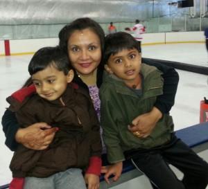 Rashmita&kids