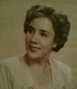 Maria Natalia Diaz, grandmother of Paula Collins