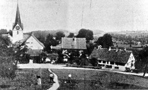 hirzel village