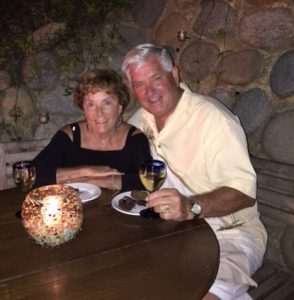 Anna and Ron in Puerto Vallarta