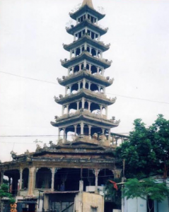 Father nine-story temple