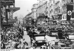 Nazis in Vienna, Austria